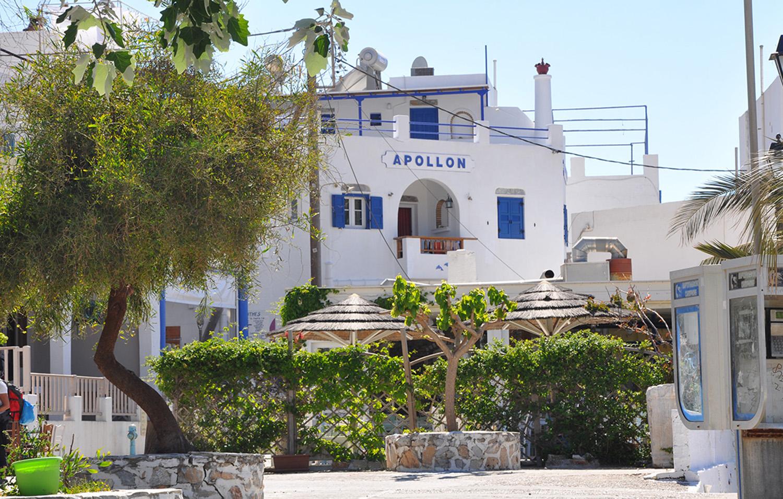 Location Apollon Studios Amorgos