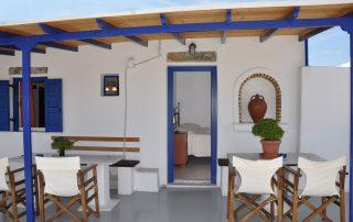 Apollon Studios Amorgos Veranda