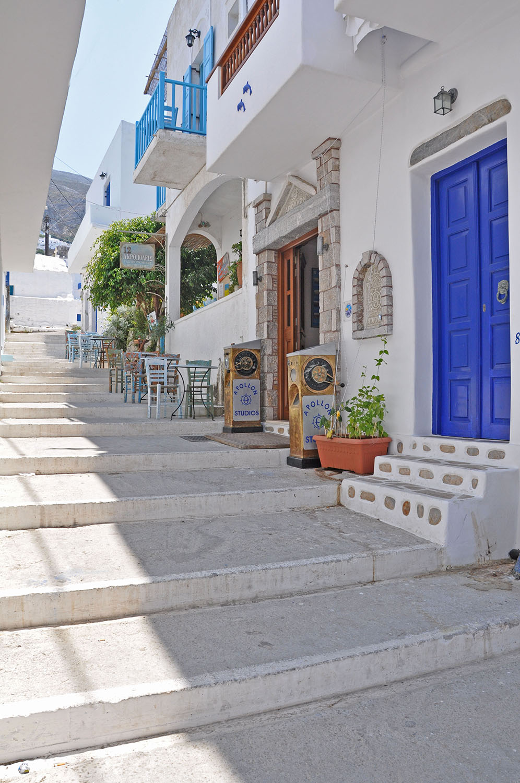 Apollon Studios alley way